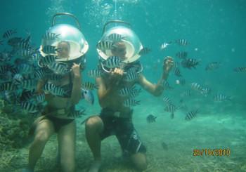 Underwater Sea Walk Excursion